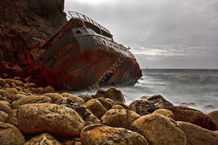 150-Shipwreck near Longships