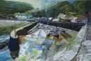 Lynmouth Harbour North Devon