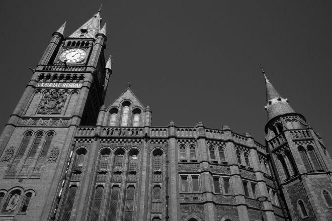 Victoria Building Liverpool University