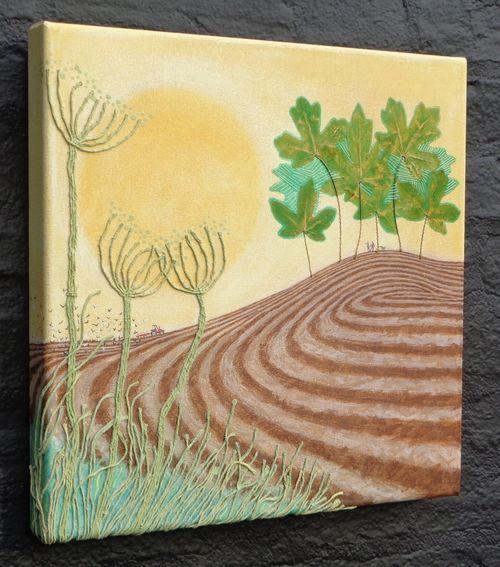 'Rolling Fields'