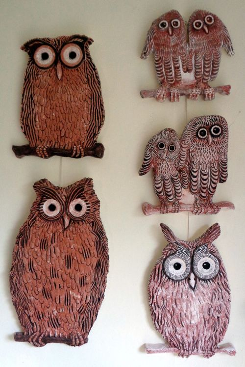 Selection of 'Owl' casts
