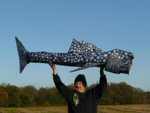 Elvis the Lone Shark. For Sale @ £400.00