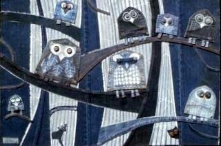 Lots of Owls in the Wood