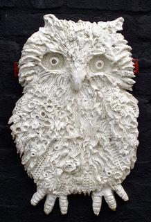 Little Snowy Owl for Children's Centre