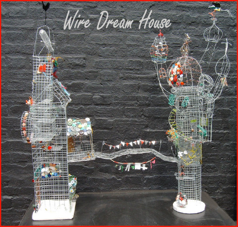 Wire Dream House