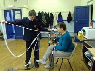 Starting to plait: working together in Aylsham