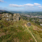 View of Ilkley