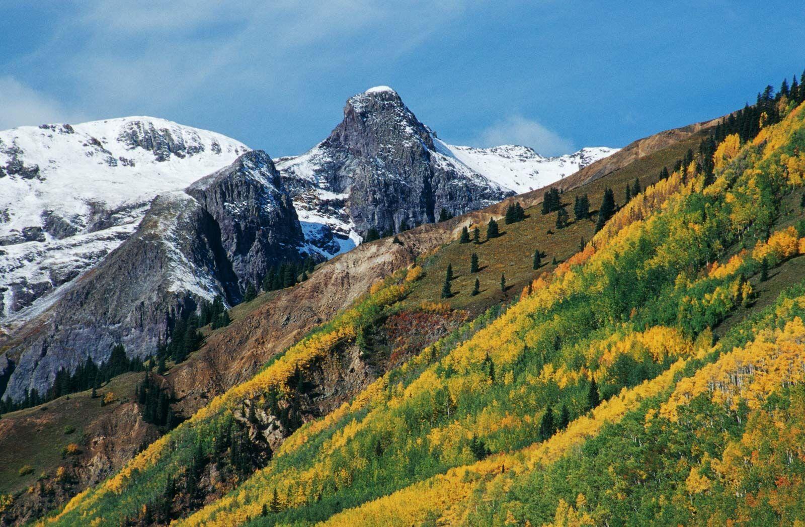 Fall Colours, Colorado