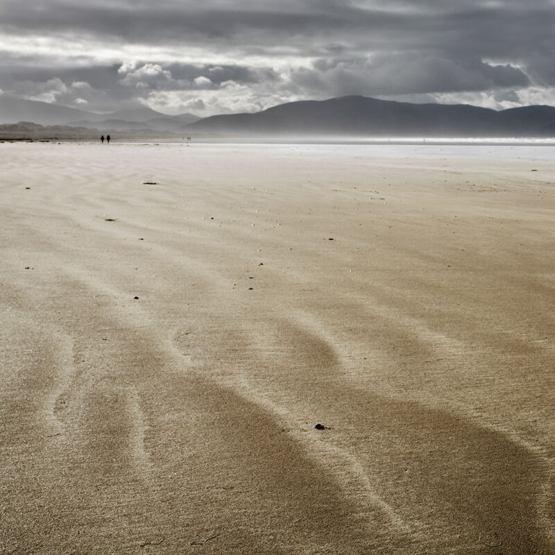 Stormy Sky at Inch Beach