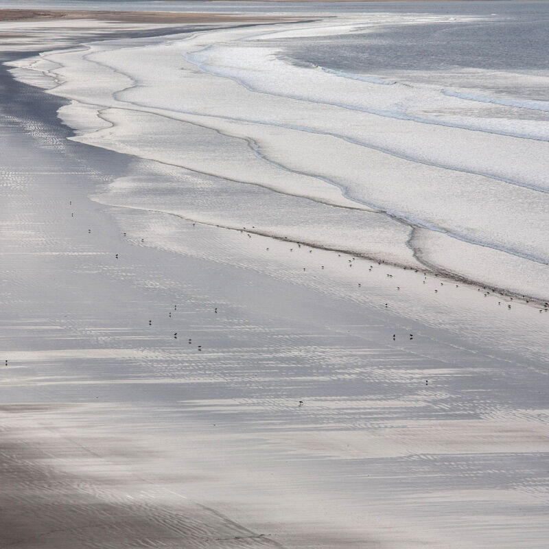 Waves at Inch Beach