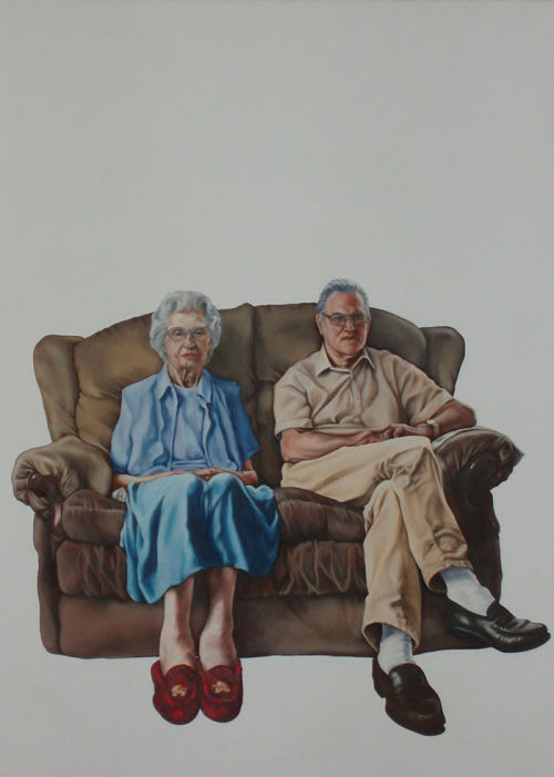 Bill and June