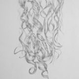 Antonia's Hair 2 detail