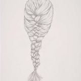 Long plait
