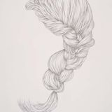 Plaited Hair 4