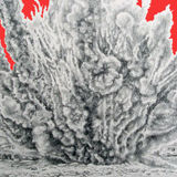 Explosion: Red and White