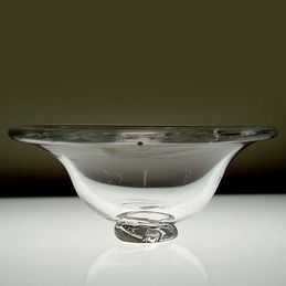 blown bowl (sold)