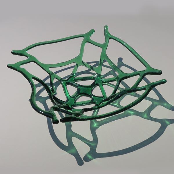 green delicate lattice (sold)