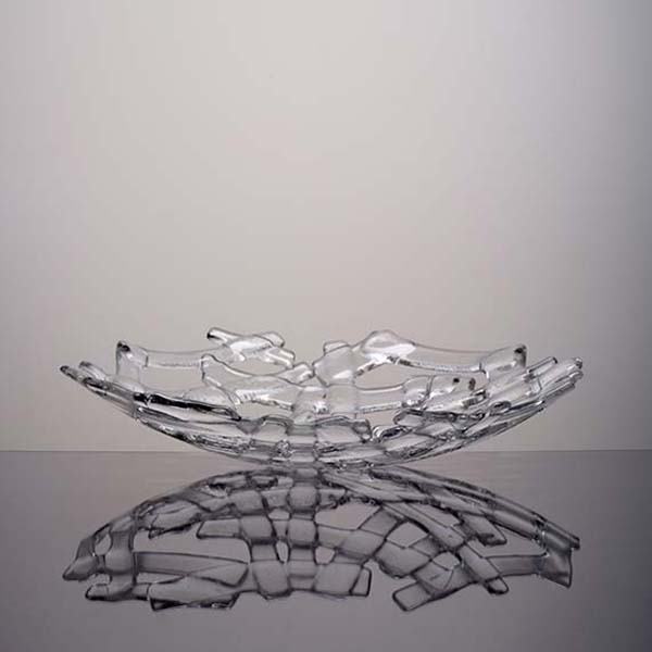 ice glass bowl (sold)