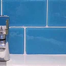 handmade glass tiles - price on application