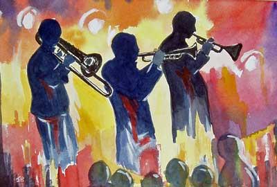 Hot Brass  SOLD