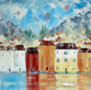 Italian Waterfront - SOLD
