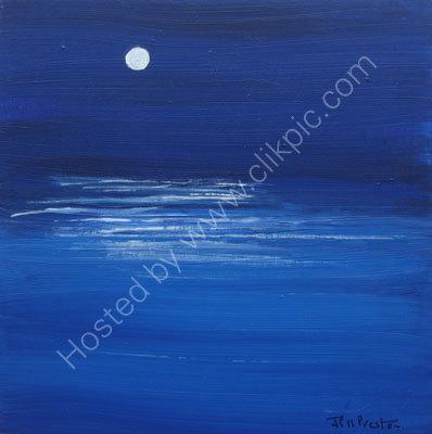 Midnight Blues  SOLD