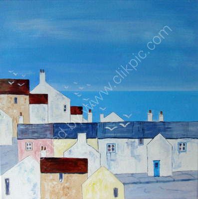 Sea View St Ives - SOLD