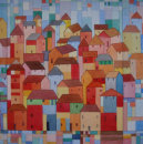 Street Colours II  SOLD