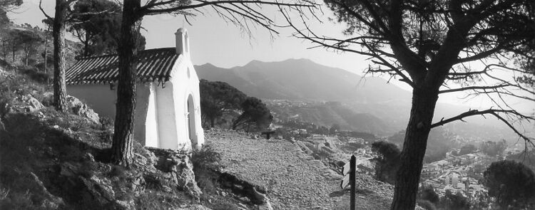 shrine of the calvario