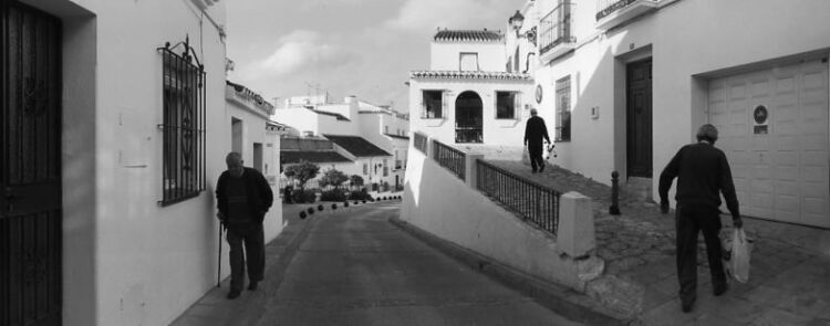 calle carril