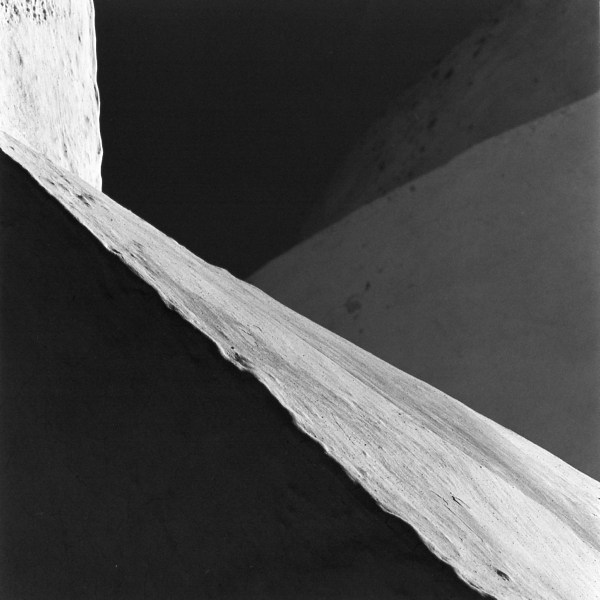 abstract black and white photographic art of architecture in Sifnos Greece