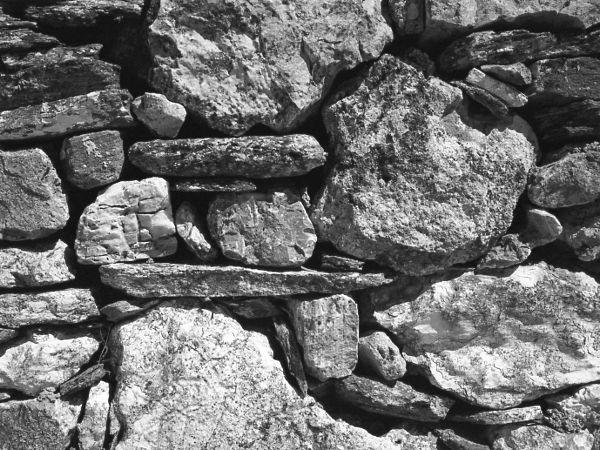 dry stone wall #4