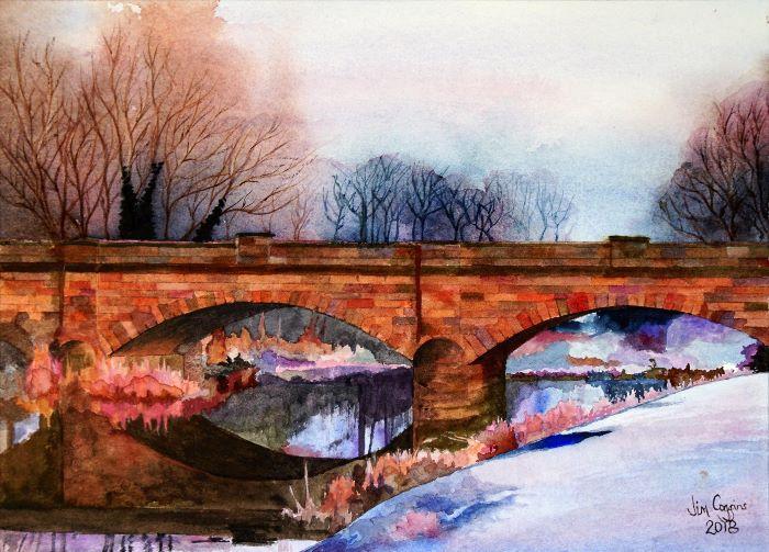 Bridge at Stony Stratford