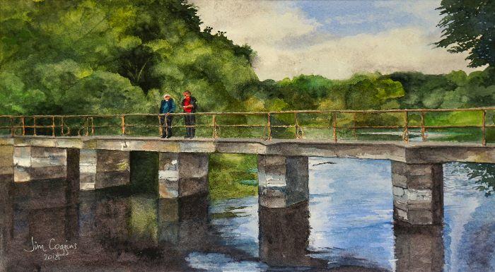 Bridge over the River Cong