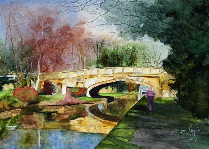 Canal Bridge 65 Cosgrove