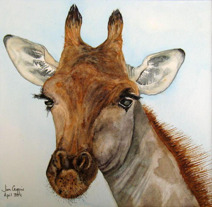 Mrs Giraffe