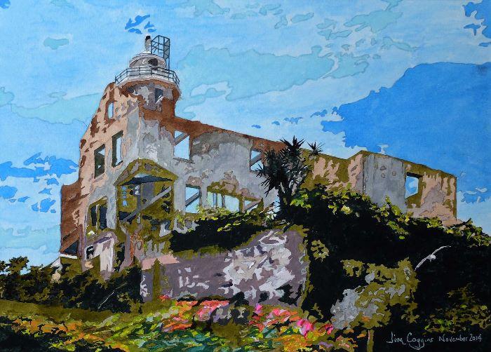 The Wardens House Alcatraz