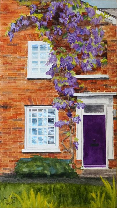 Wisteria at number 29
