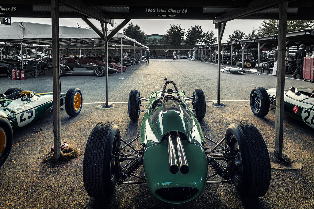 The Goodwood Revival 2014