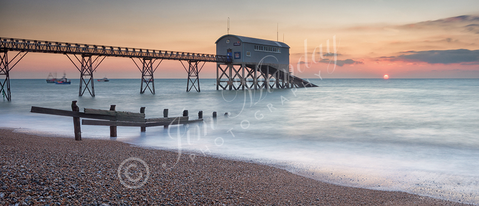Dawn at Selsey