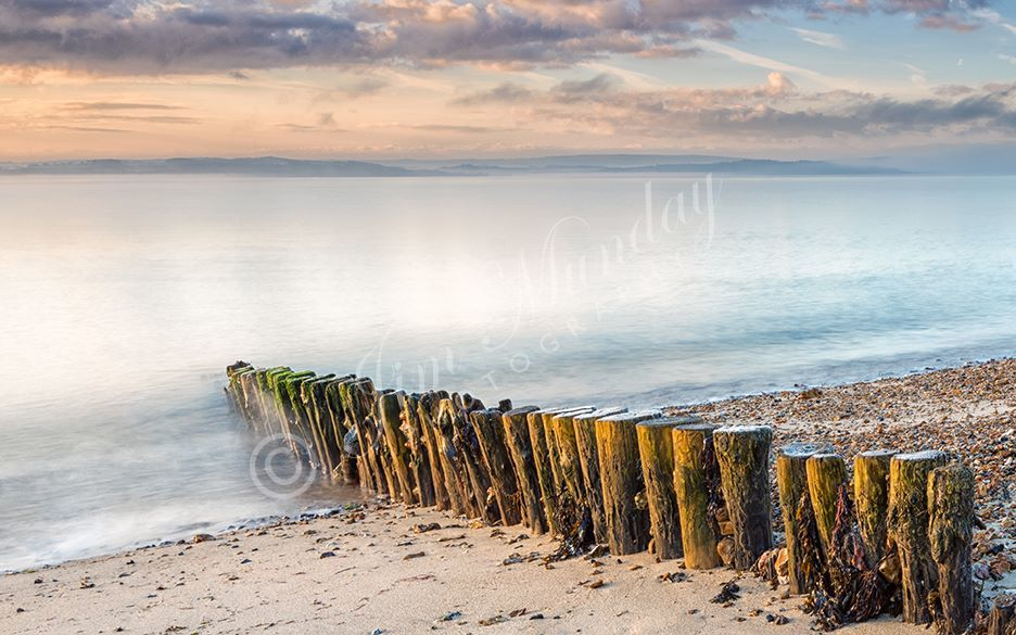 Frosty Dawn at Lepe