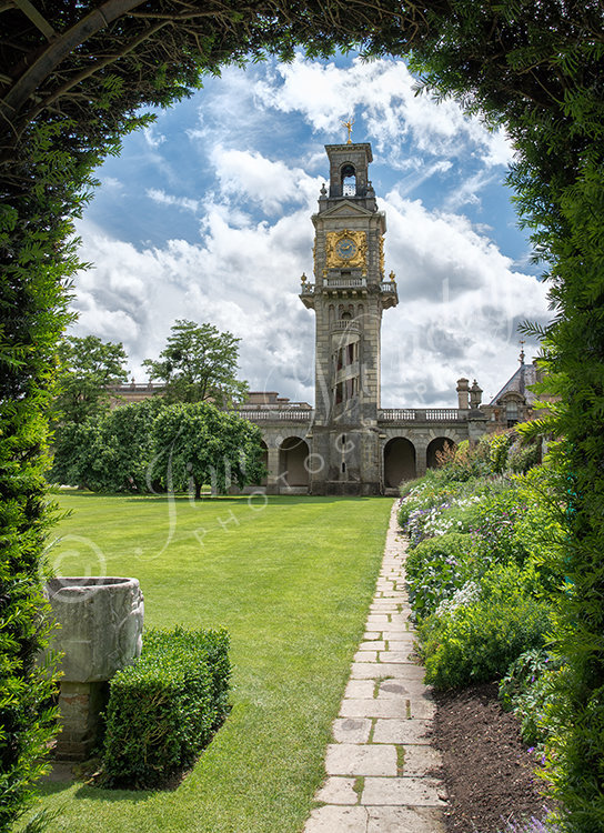 Cliveden House Clock Tower