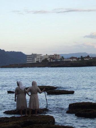 Nuns at sea, Baracoa