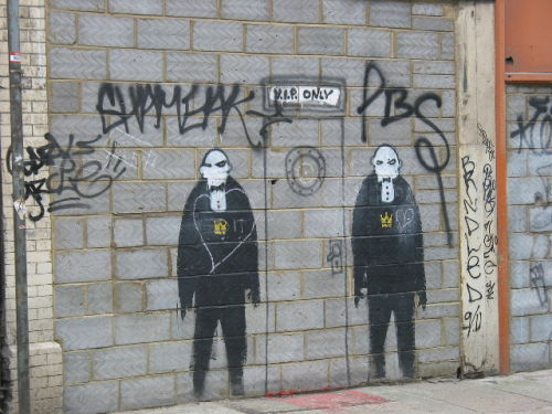 Graffiti, Spitalfields