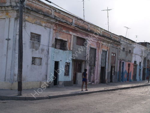 Cienfuegos, poor area
