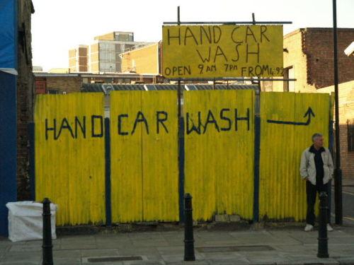 Car Wash, Hackney