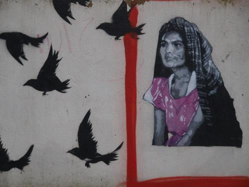 Graffito, Hoxton Square