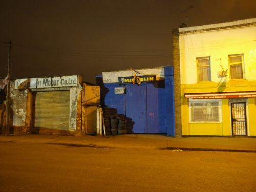 Businesses in Eastway, Hackney Wick