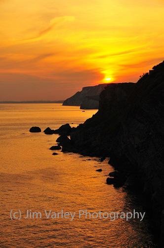 Dorset Sunset