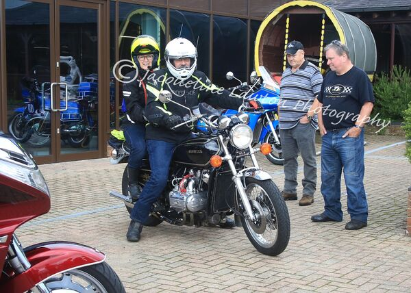 Goldwing Gathering at Sammy Miller Motorbike Museum